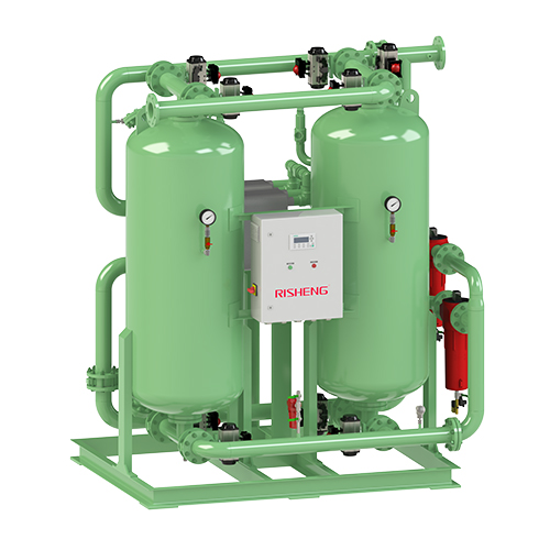 RSXY系列压缩(余热)再生吸附式压缩空气干燥器